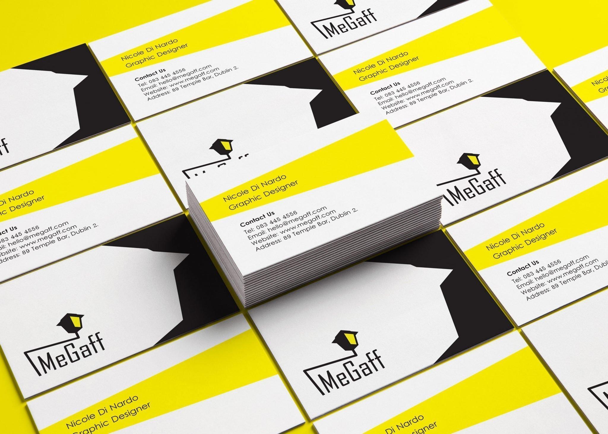 me-gaff-branding-business-cards-branding