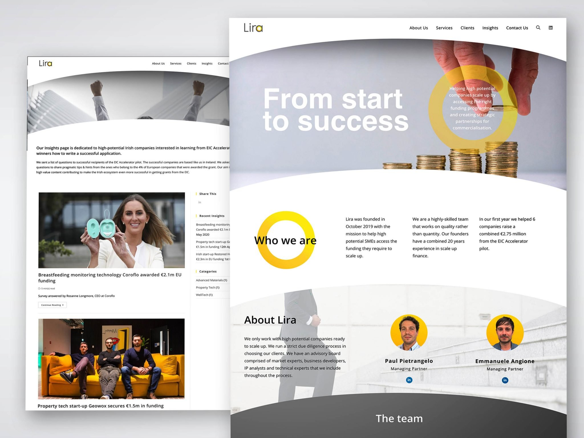 lira-web-design